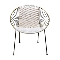 Chapultepec Chair in Cotton Rope