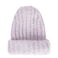 Double Chunky Knit Hat