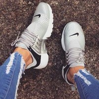 Tagre™ NIKE Air Presto Woman Men Running Sneakers Sport Shoes