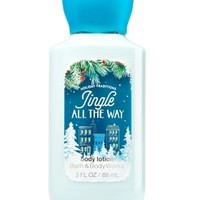 Travel Size Body Lotion Jingle All The Way