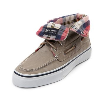 Mens Sperry Top-Sider Bahama Boot, Khaki  Journeys Shoes