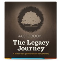 The Legacy Journey - Audiobook (MP3)