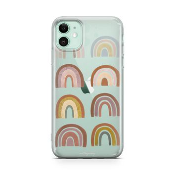 Rainbow - iPhone Clear Case