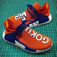 Adidas Human Race NMD Hu Dragon Ball Z Sport Running Shoes - Best Online Sale