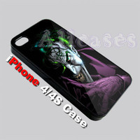 The Joker Batman Superhero Action Movie Case Cover for iPhone 4 or iPhone 4S from Allcases