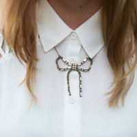 Supermarket: Bowdazzled Necklace from LB Yours