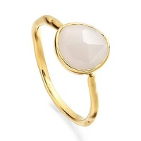 Monica Vinader Siren Semiprecious Stone Stacking Ring | Nordstrom