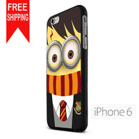 Harry Potter Minion Despicable Cute Face NNm iPhone 6 Case