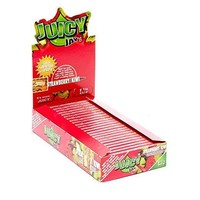 Juicy Jay's Strawberry Kiwi 1 1/4 Rolling Papers