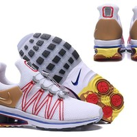 nike shox-Gravitg running shoes sneaker