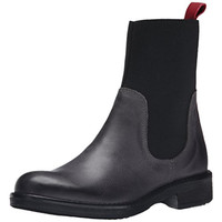 Ilse Jacobsen Womens Ruby Leather Engineer Sock Boot