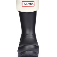 Kids Fleece Welly Socks | Rain Boot Socks | Hunter Boots US