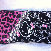Hello Kitty Travel Wipe Case