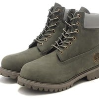 Fashion Hiking Boots For Timberland Women's High 10061 Grey