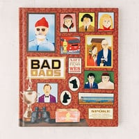 Bad Dads: Art Inspired By The Films Of Wes Anderson By Spoke Art Gallery - Urban Outfitters