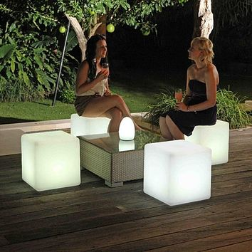 Creative Waterproof Indoor-Outdoor LED Light with Remote Control