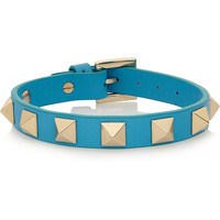 Valentino - Rockstud small leather bracelet