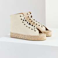 Open Toe Lace-Up Espadrille Sandal - Urban Outfitters