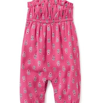 Smocked Romper for Baby | Old Navy