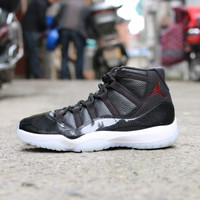 NEW AIR JORDAN 11 RETRO AJ11 MEN'S BASKETBALL SHOES