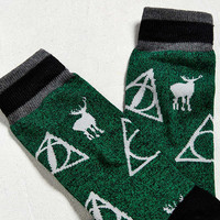 Harry Potter Snape Sock | Urban Outfitters