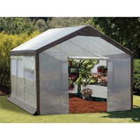 Home Gardener Airflow Greenhouse (10' x 20')