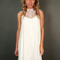Dresses / Little White Dress • Impressions Online Women's Clothing Boutique