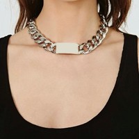 New Identity Necklace - Silver
