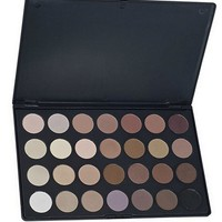 28 Earth Colors Eyeshadow Palette OASAP.com