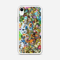 Adventure Time Breaking Bad iPhone XR Case