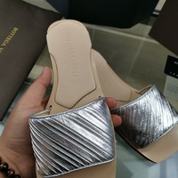 BV   Women Casual Shoes Boots fashionable casual leather Women Heels Sandal Shoes