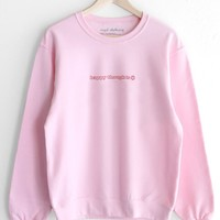Happy Thoughts Oversized Sweatshirt