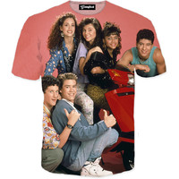 Saved by the Bell 90s Tee