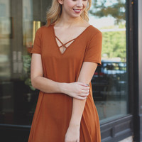 Free to Roam Dress