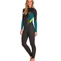 O'Neill Women's 3/2MM Bahia Fullsuit Wetsuit at SwimOutlet.com - Free Shipping