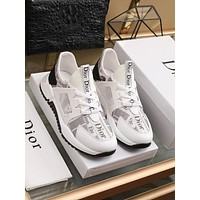 dior fashion men womens casual running sport shoes sneakers slipper sandals high heels shoes 230