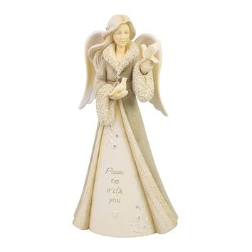 Foundations Peace Be With You Angel – 6006485