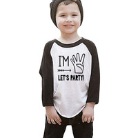 2016 autumn baby clothes Cotton Tops Toddler Kids Baby Boys Girls Letters Print T-shirt Long Sleeve Tops Clothes