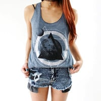 Milky Way Galaxy Graphic Tank