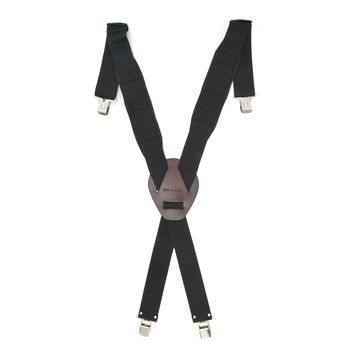95013 - 2 Inch Wide Padded Work Suspenders with Metal Clips | Style n Craft