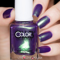Color Club Port-folio Nail Polish (In True Fashion - Fall 2012 Collection)