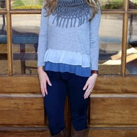 Layered Delight Top