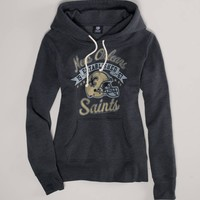 New Orleans Saints NFL Hooded Popover | American Eagle Outfitters