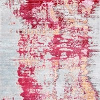 nuLoom Abstract Mitzie Area Rug