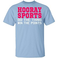 Hooray Sports T-Shirt