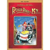 Who Framed Roger Rabbit (25th Anniversary Edition) (DVD + Blu-ray) (Widescreen) - Walmart.com