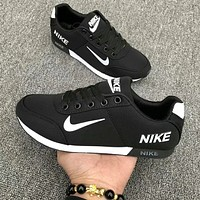 """Nike"" Unisex Sport Casual Fashion Running Shoes Couple Sneakers"