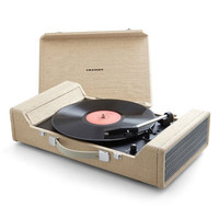 ModCloth Vintage Inspired Sounds Good to Me Turntable