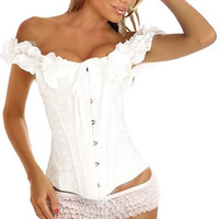 Hot Deal Cute On Sale Sexy Corset Palace Slim Exotic Lingerie [6594652995]