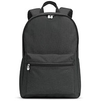 BLANKSLATE by Solo Men Bag Charcoal Gray Organizational Travel Backpack $70